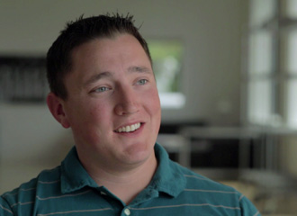 VA helped this student Veteran learn to cope