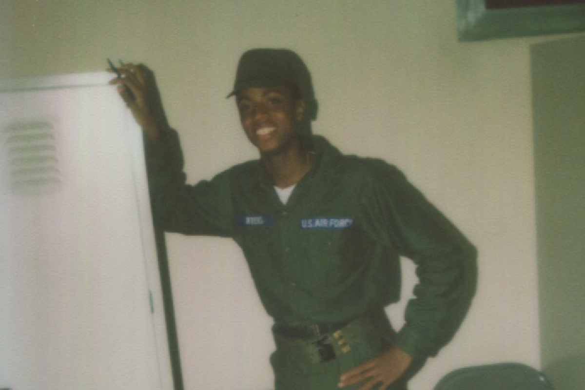 Marco, U.S. Air Force Veteran